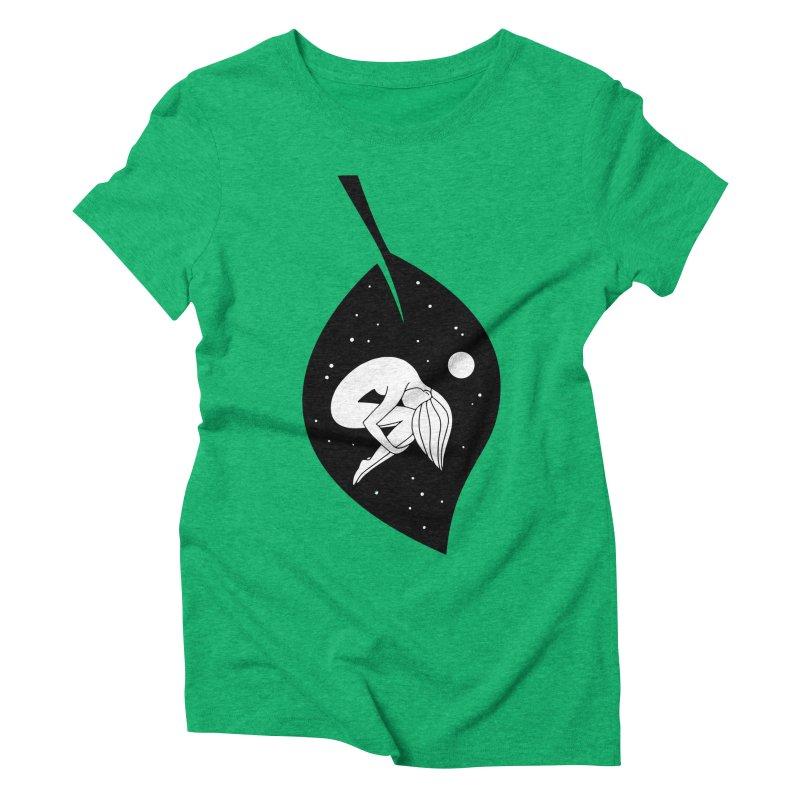 Autumn Immersion Women's Triblend T-Shirt by PENARULIT's Artist Shop