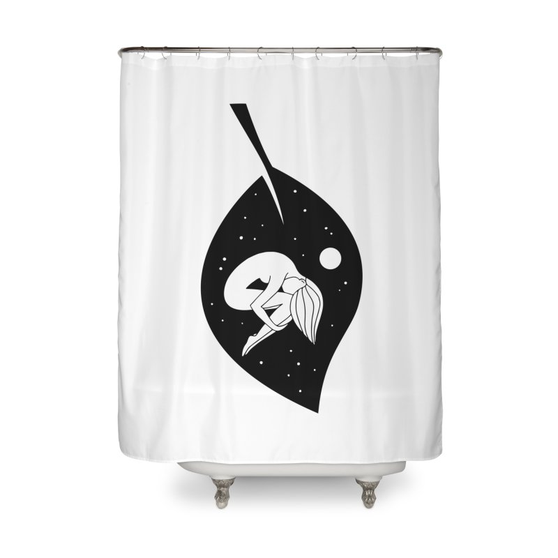 Autumn Immersion Home Shower Curtain by PENARULIT's Artist Shop