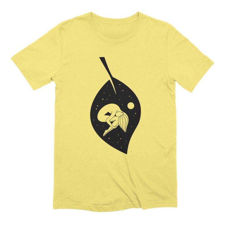 Autumn Immersion Men's T-Shirt by Ekaterina Zimodro's Artist Shop