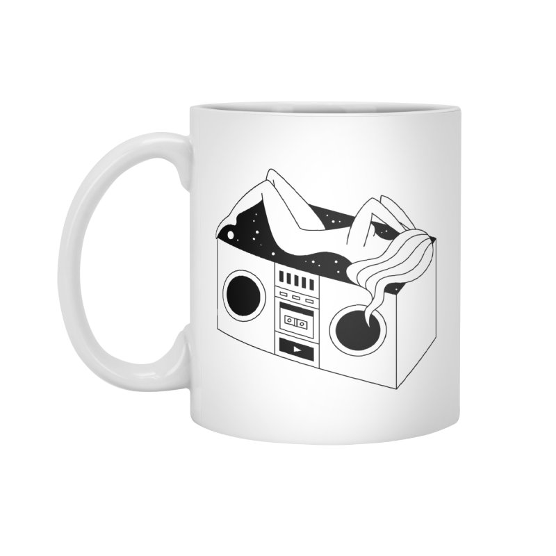 Euphoria Accessories Standard Mug by PENARULIT illustration