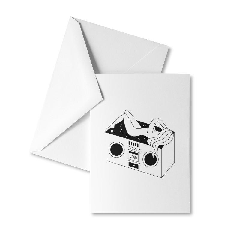 Euphoria Accessories Greeting Card by Ekaterina Zimodro's Artist Shop