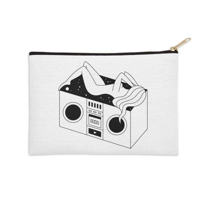Euphoria Accessories Zip Pouch by PENARULIT illustration