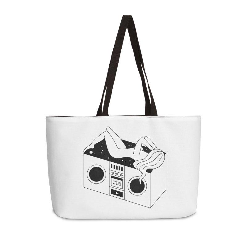 Euphoria Accessories Weekender Bag Bag by PENARULIT's Artist Shop