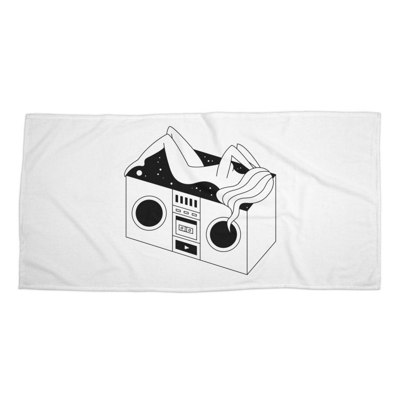 Euphoria Accessories Beach Towel by PENARULIT's Artist Shop