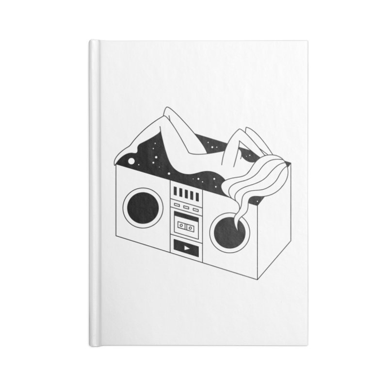 Euphoria Accessories Notebook by PENARULIT's Artist Shop