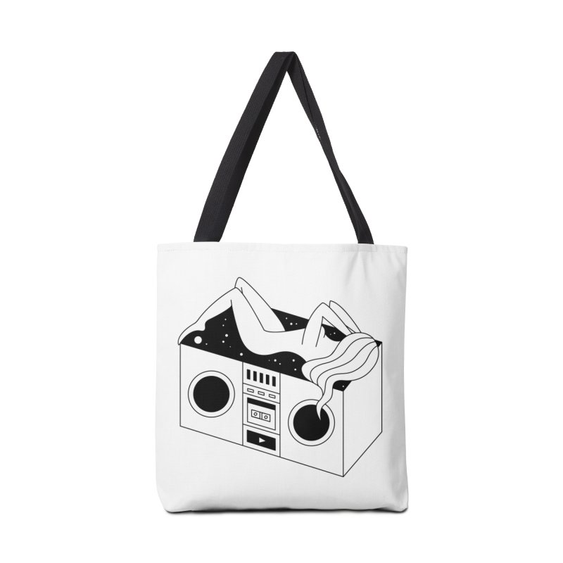 Euphoria Accessories Tote Bag Bag by PENARULIT illustration
