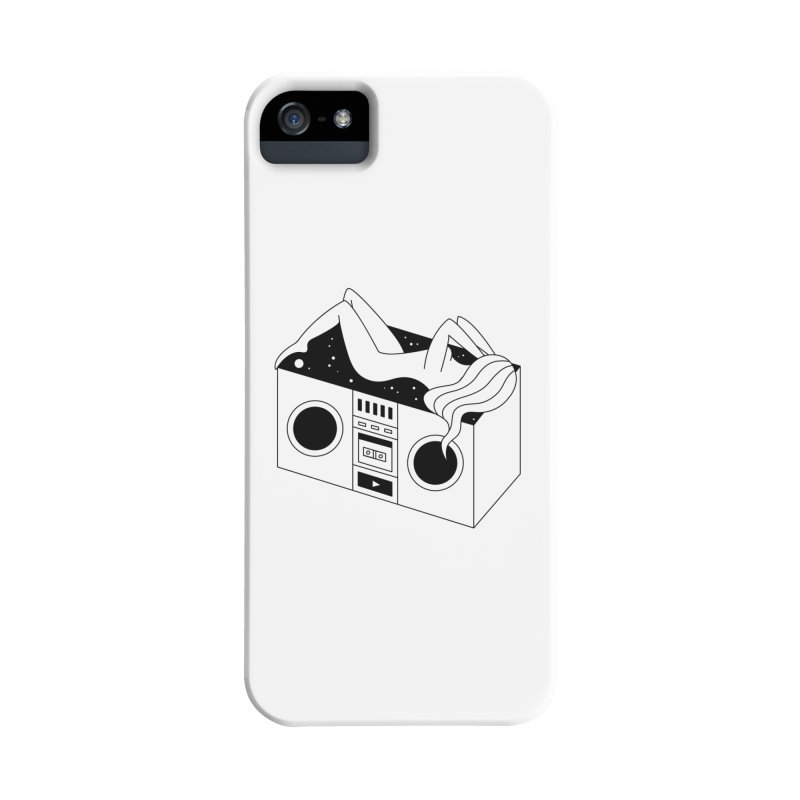 Euphoria Accessories Phone Case by PENARULIT illustration