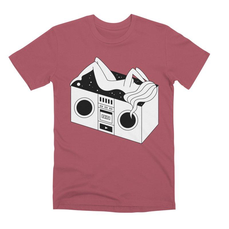 Euphoria Men's Premium T-Shirt by PENARULIT's Artist Shop
