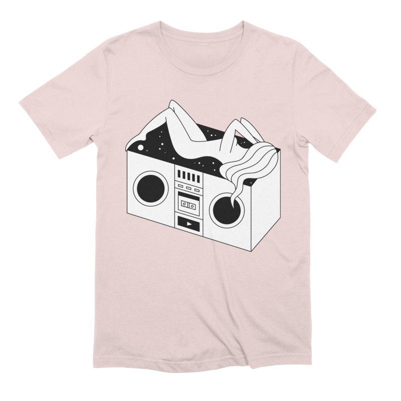 Euphoria Men's Extra Soft T-Shirt by PENARULIT's Artist Shop