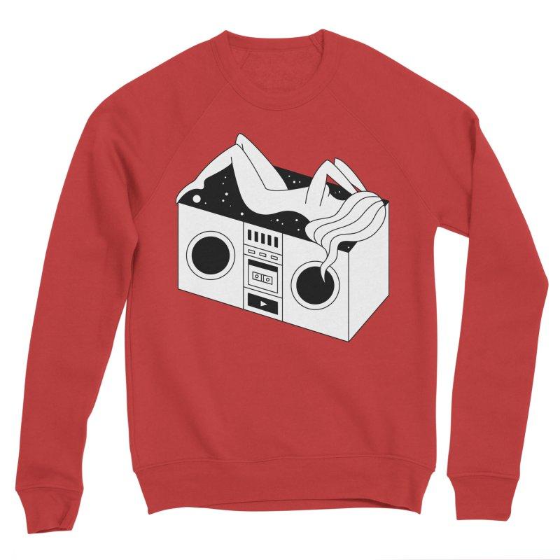 Euphoria Men's Sponge Fleece Sweatshirt by PENARULIT's Artist Shop