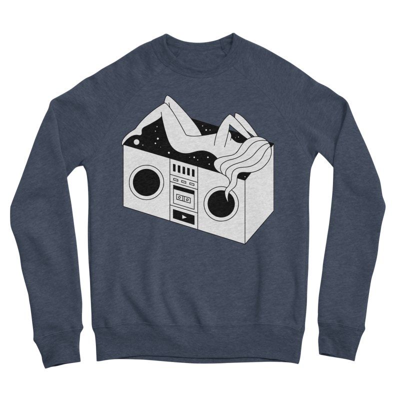 Euphoria Women's Sponge Fleece Sweatshirt by PENARULIT's Artist Shop