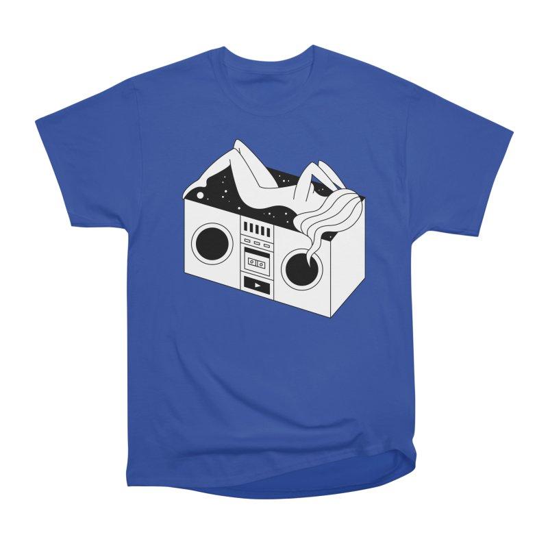 Euphoria Women's Heavyweight Unisex T-Shirt by PENARULIT's Artist Shop