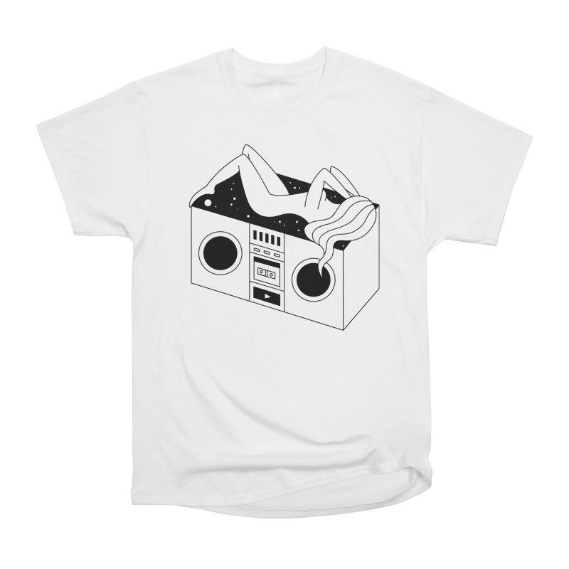 Euphoria Men's Heavyweight T-Shirt by PENARULIT's Artist Shop