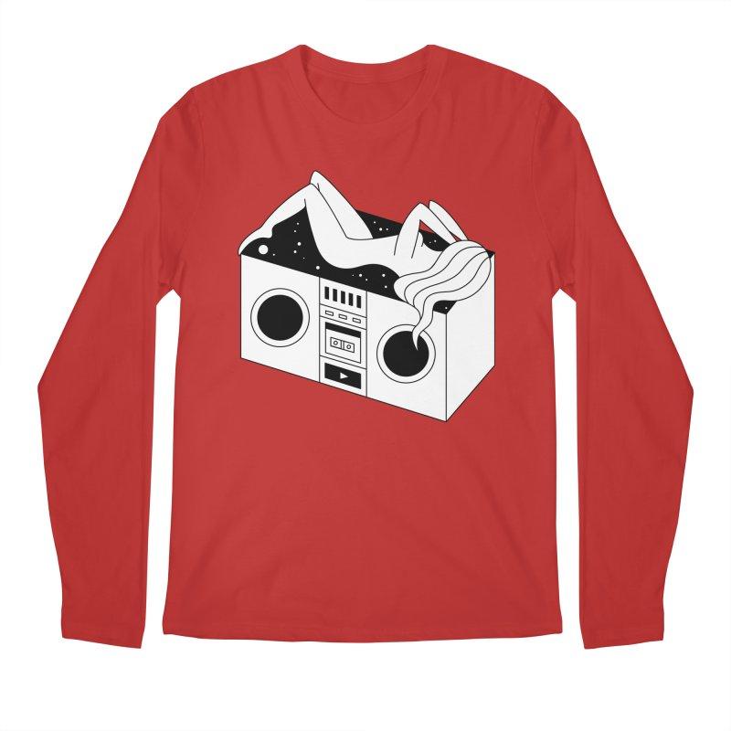 Euphoria Men's Regular Longsleeve T-Shirt by PENARULIT's Artist Shop