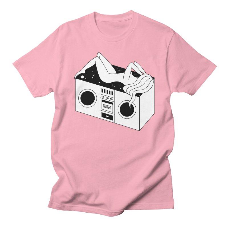 Euphoria Women's Regular Unisex T-Shirt by PENARULIT's Artist Shop