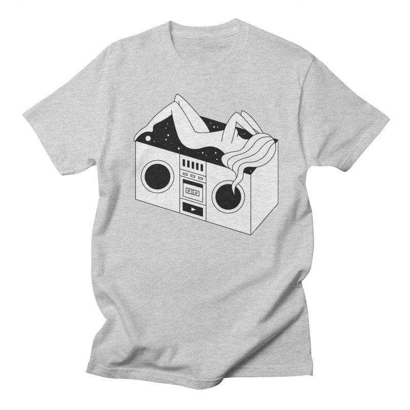 Euphoria Men's Regular T-Shirt by PENARULIT's Artist Shop