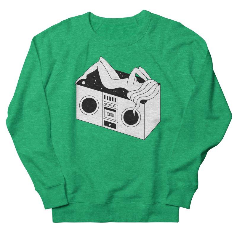 Euphoria Men's French Terry Sweatshirt by PENARULIT's Artist Shop