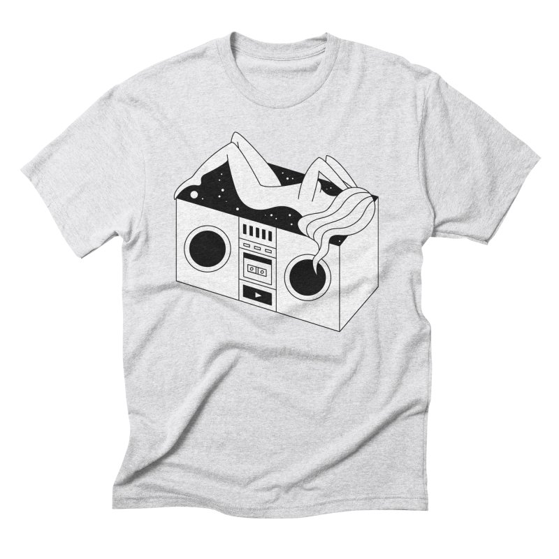 Euphoria Men's Triblend T-Shirt by PENARULIT's Artist Shop