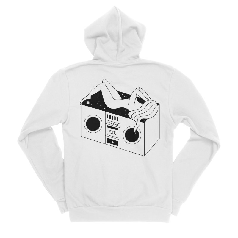 Euphoria Women's Zip-Up Hoody by PENARULIT's Artist Shop