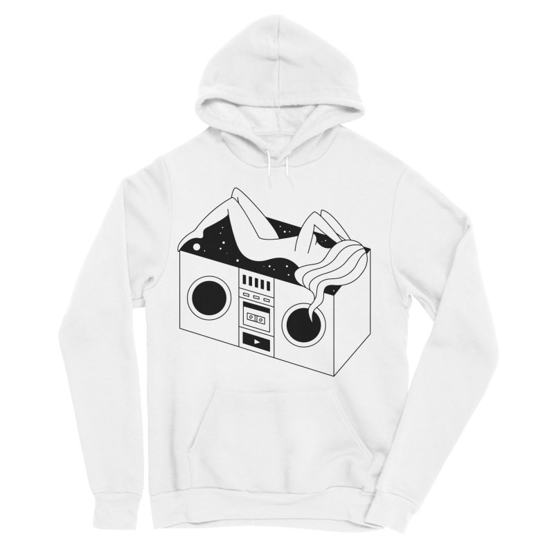Euphoria Men's Pullover Hoody by PENARULIT's Artist Shop