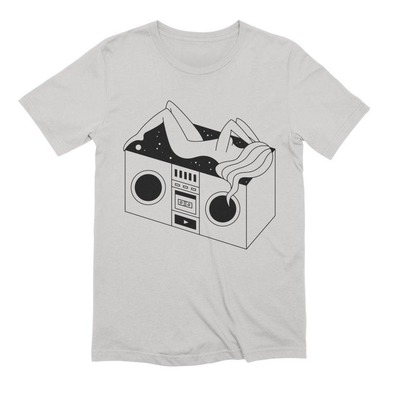 Euphoria Men's T-Shirt by PENARULIT illustration