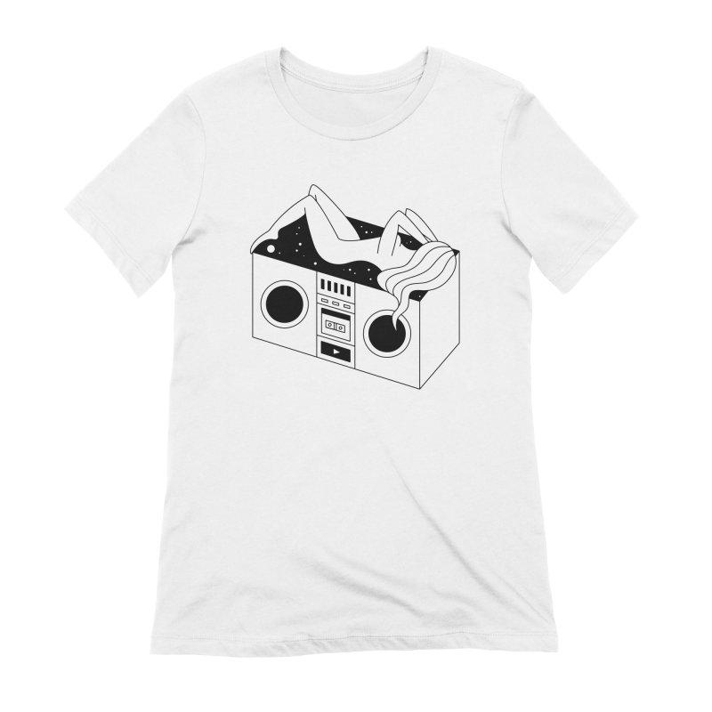 Euphoria Women's Extra Soft T-Shirt by PENARULIT illustration