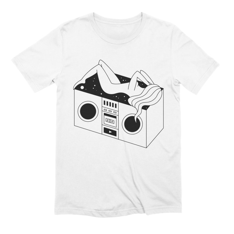 Euphoria Men's Extra Soft T-Shirt by PENARULIT illustration
