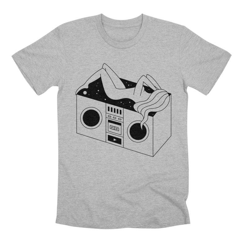 Euphoria Men's Premium T-Shirt by Ekaterina Zimodro's Artist Shop
