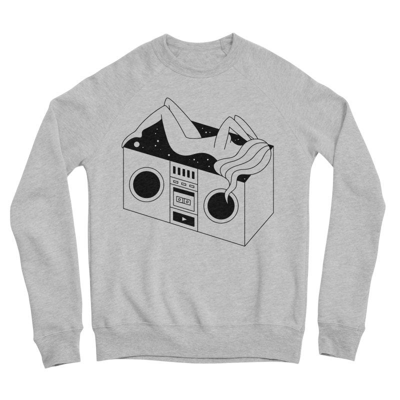 Euphoria Men's Sponge Fleece Sweatshirt by Ekaterina Zimodro's Artist Shop