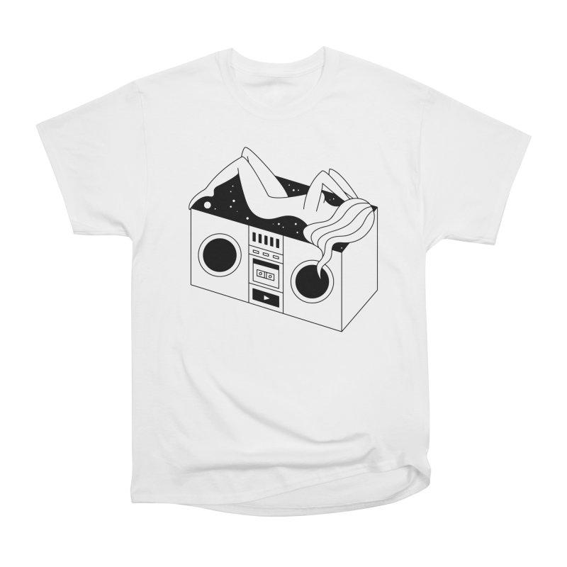 Euphoria Women's T-Shirt by PENARULIT illustration