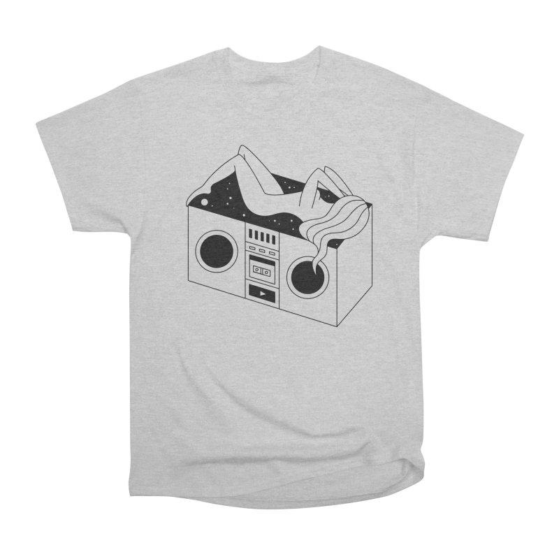 Euphoria Men's Heavyweight T-Shirt by PENARULIT illustration