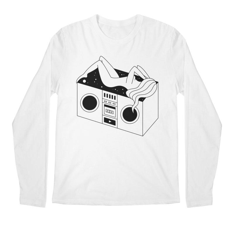 Euphoria Men's Regular Longsleeve T-Shirt by PENARULIT illustration