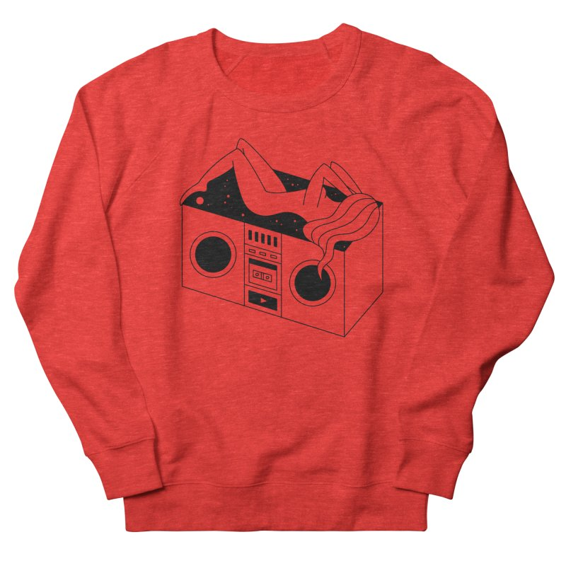 Euphoria Women's Sweatshirt by Ekaterina Zimodro's Artist Shop