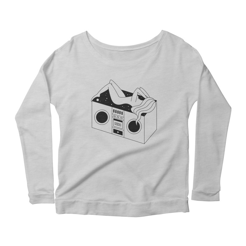 Euphoria Women's Longsleeve T-Shirt by PENARULIT's Artist Shop