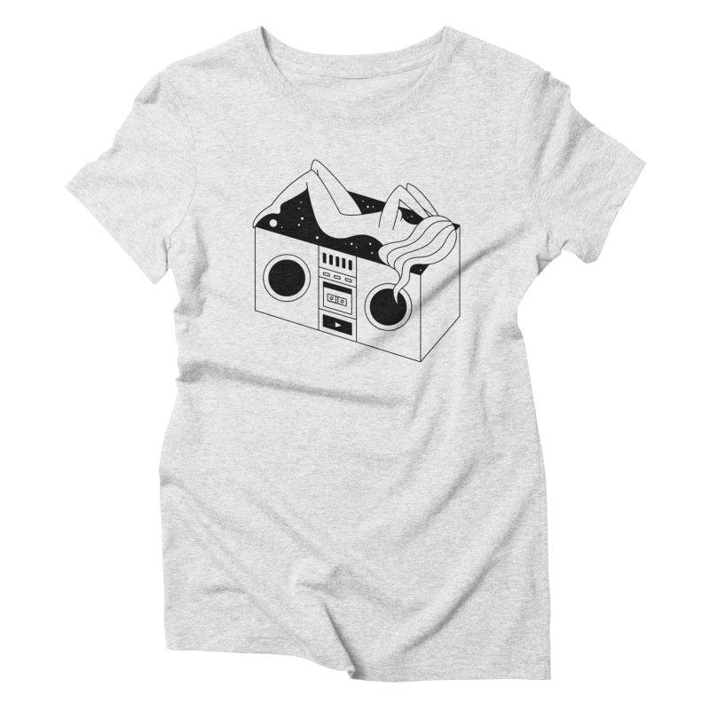 Euphoria Women's T-Shirt by PENARULIT's Artist Shop