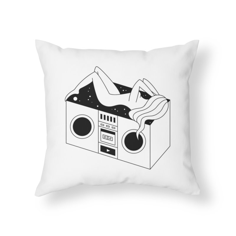 Euphoria Home Throw Pillow by Ekaterina Zimodro's Artist Shop