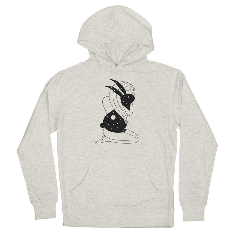 Follow The White Rabbit Women's Pullover Hoody by PENARULIT illustration