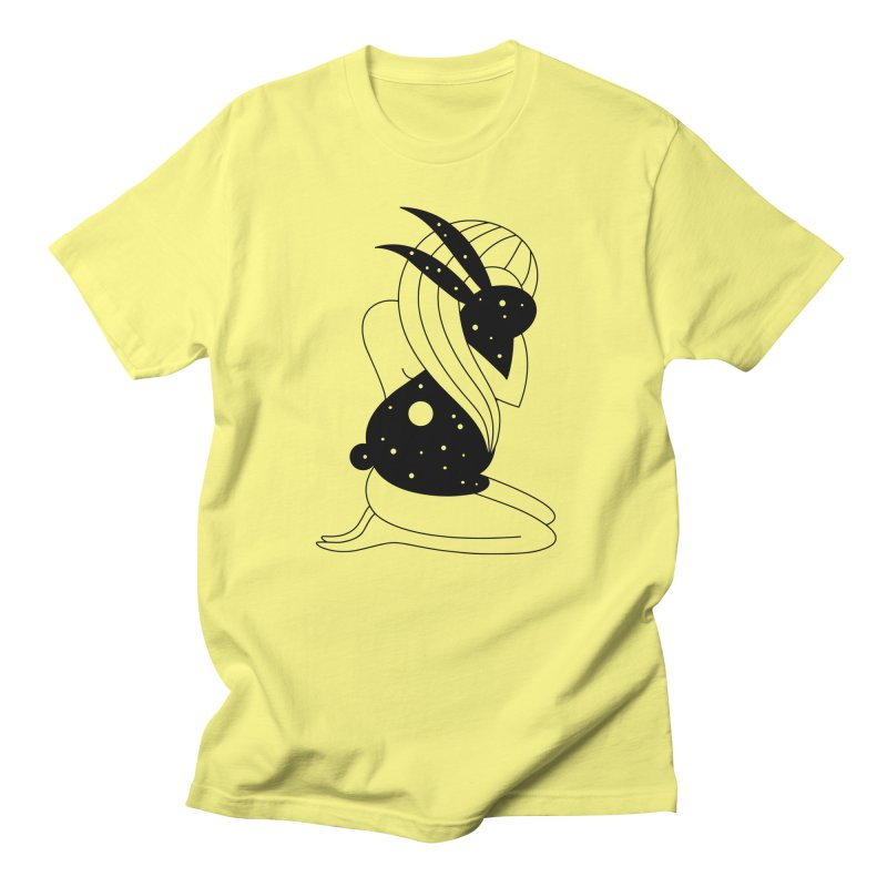 Follow The White Rabbit Women's T-Shirt by PENARULIT illustration