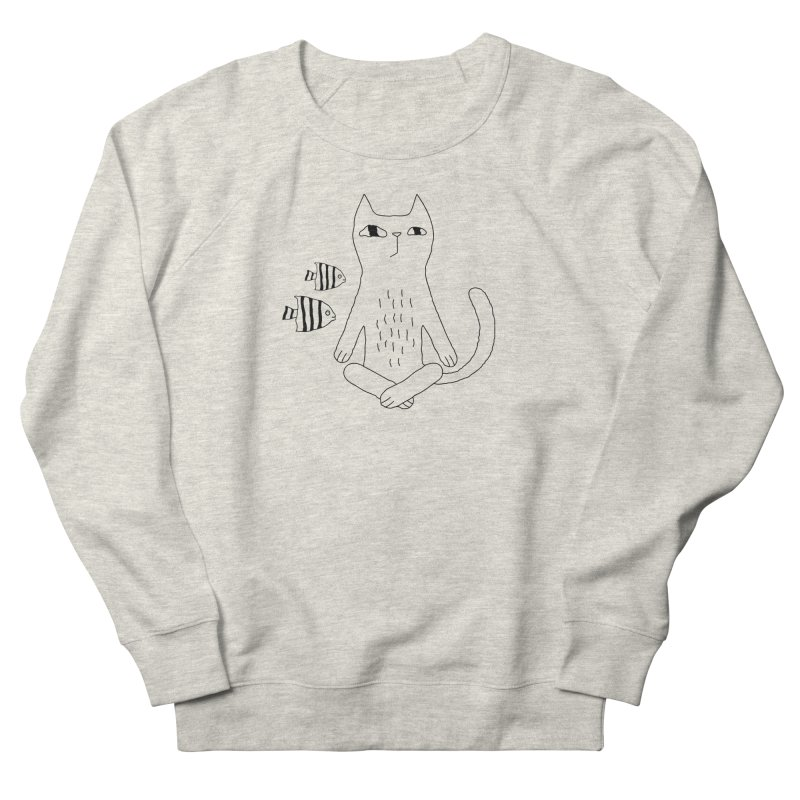 Catvana Men's Sweatshirt by PENARULIT's Artist Shop