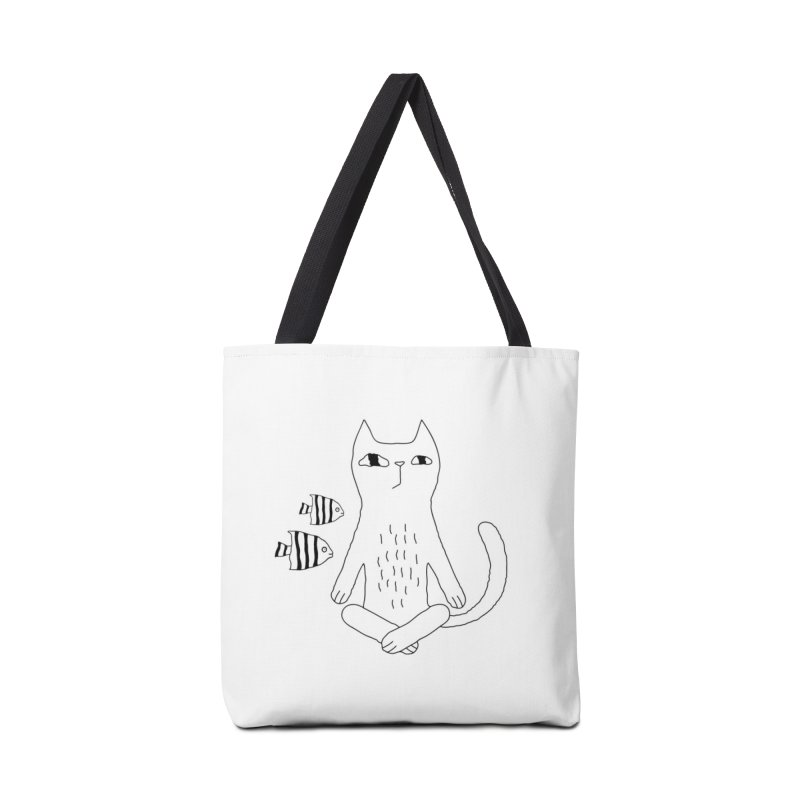 Catvana Accessories Bag by PENARULIT's Artist Shop