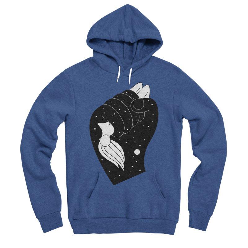 Insomnia Women's Sponge Fleece Pullover Hoody by PENARULIT's Artist Shop