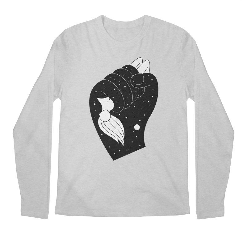 Insomnia Men's Regular Longsleeve T-Shirt by PENARULIT's Artist Shop