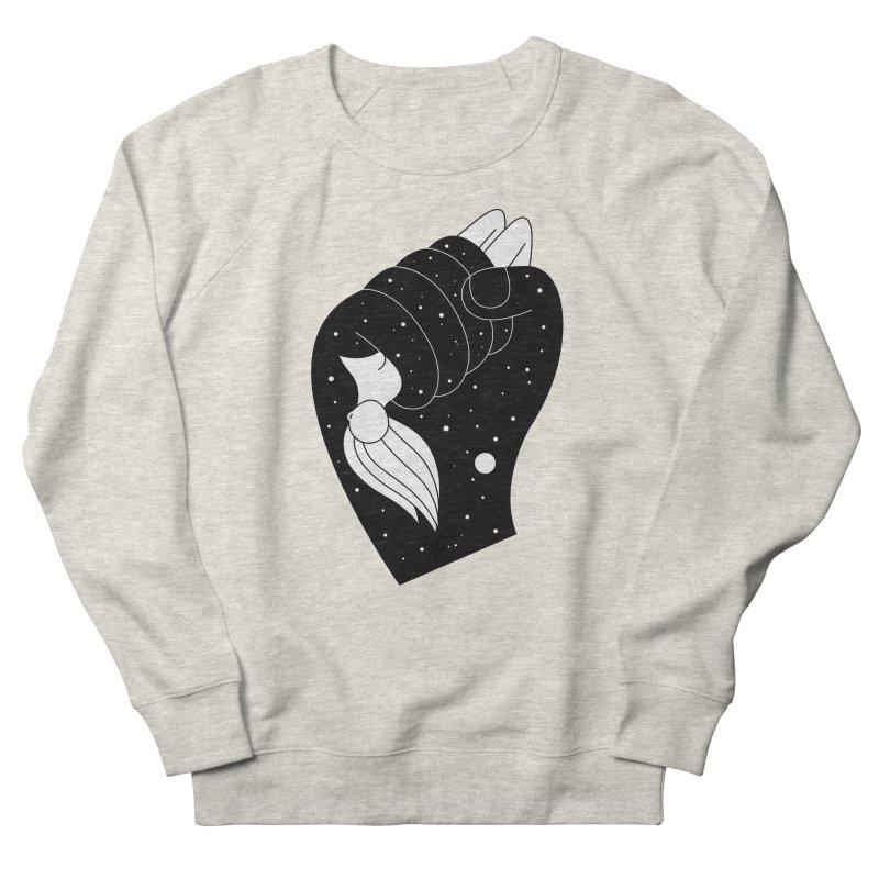 Insomnia Women's French Terry Sweatshirt by PENARULIT's Artist Shop