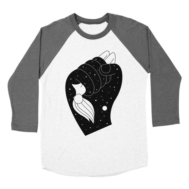Insomnia Women's Baseball Triblend Longsleeve T-Shirt by PENARULIT's Artist Shop