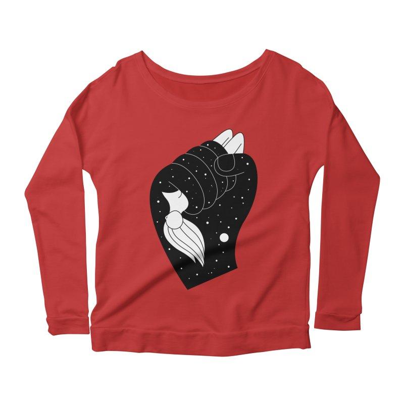 Insomnia Women's Scoop Neck Longsleeve T-Shirt by PENARULIT's Artist Shop