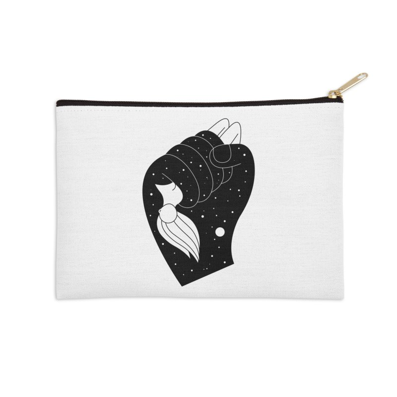 Insomnia Accessories Zip Pouch by PENARULIT's Artist Shop