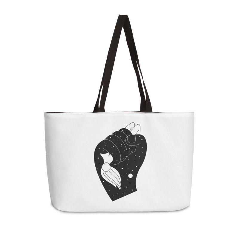 Insomnia Accessories Weekender Bag Bag by PENARULIT illustration