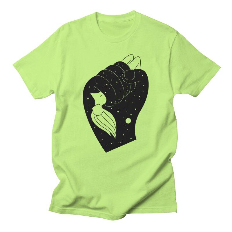 Insomnia Men's T-Shirt by Ekaterina Zimodro's Artist Shop