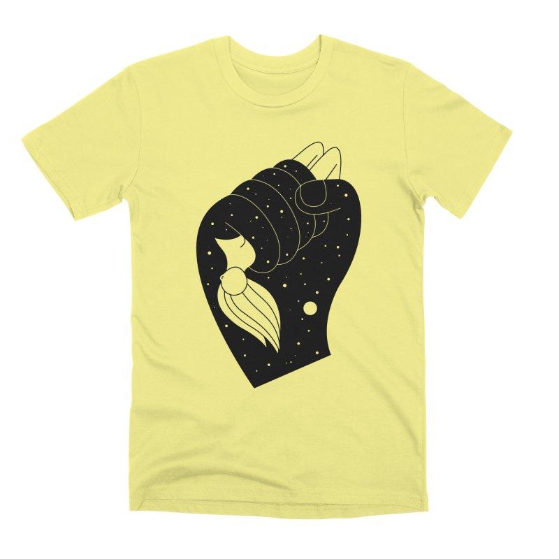 Insomnia Men's Premium T-Shirt by PENARULIT illustration