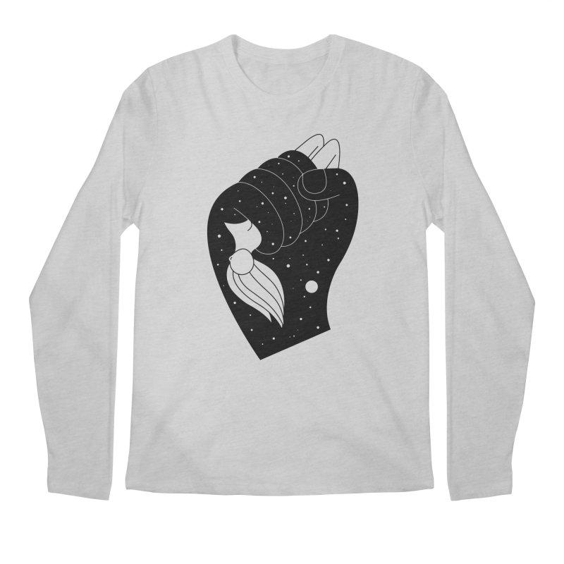 Insomnia Men's Longsleeve T-Shirt by PENARULIT illustration